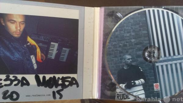 """Продам Альбом Мезза """"Мокба""""+автогра"""