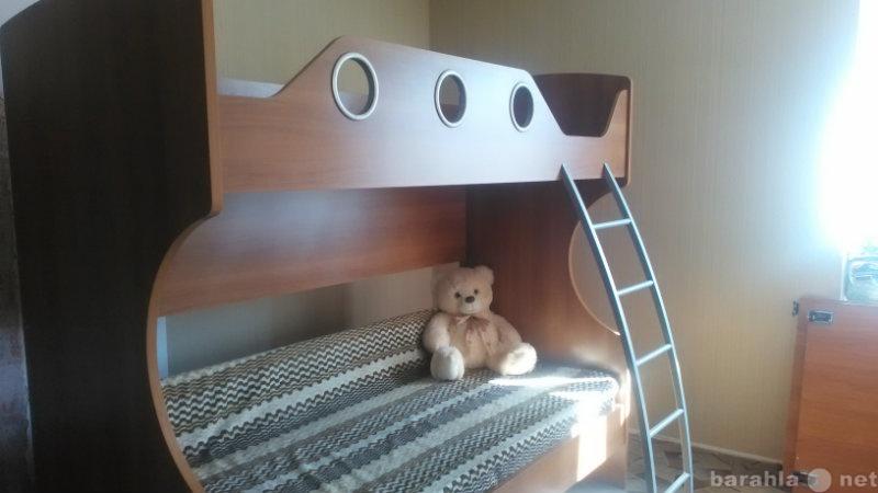 Продам Двухъярусная кровать.
