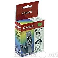 Продам: Canon BCI-21 черный