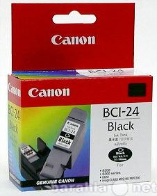 Продам: Canon BCI-24 черный