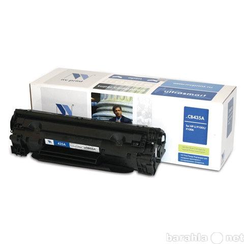 Продам: HP (CB436A) LJ P1505, черный, оригинал (