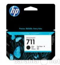 Продам: HP №711 (CZ129A) DJ T120/T520 черный (38
