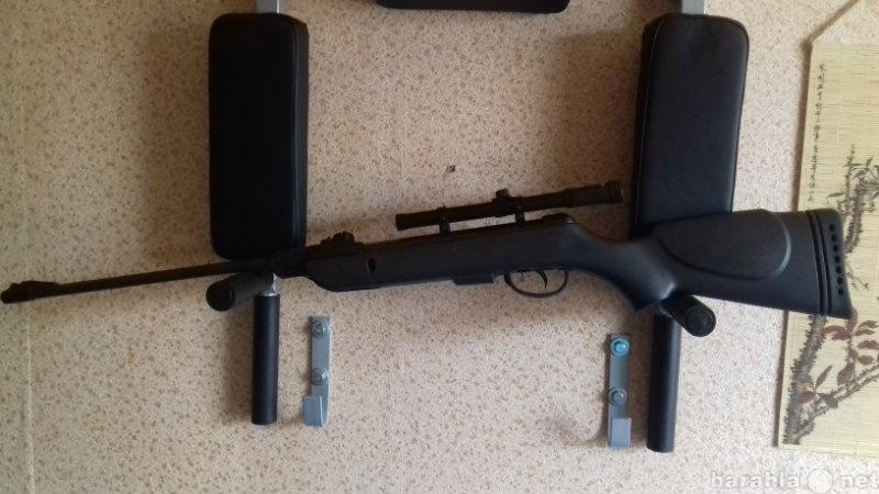 Продам Пневматическая винтовка GAMO Deltamax