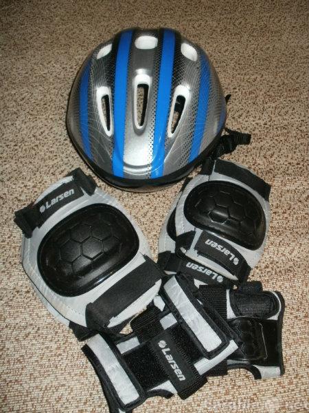 Продам Шлем и латы защитные