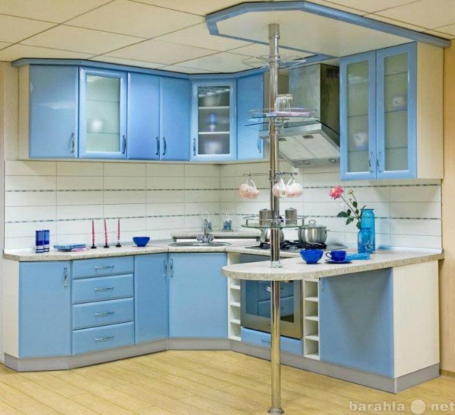 Продам: Кухня модерн голубая на заказ