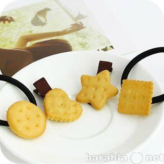 Продам Заколка - печенька