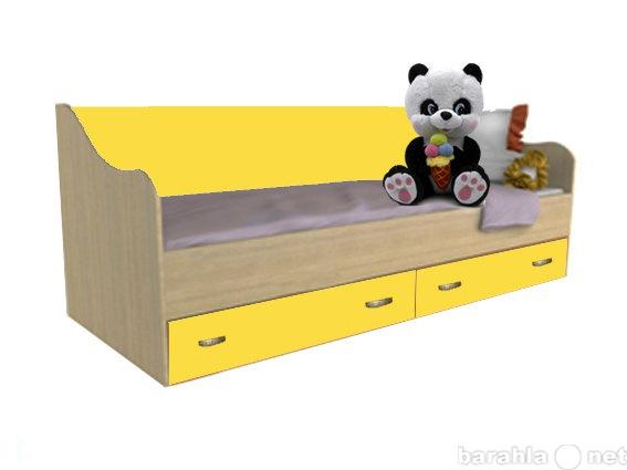 Продам Кровать детская  со  спинкой