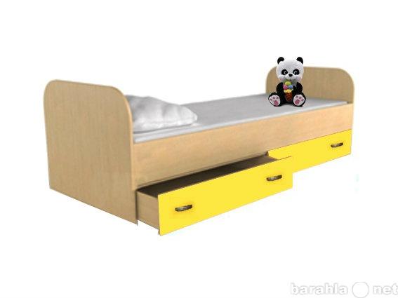 Продам Кровать детская с ящиками