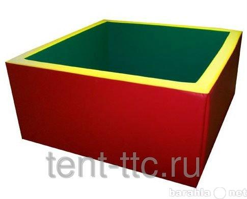 Продам Сухой бассейн квадратный