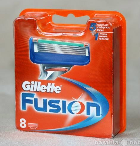 Продам Лезвия Gillette Fusion