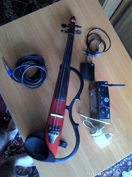 """Продам Электронная скрипка """"Yamaha 130&q"""