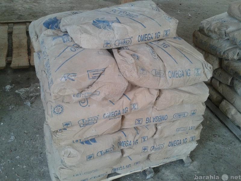 Продам Отбельная глина Taiko Omega 1G