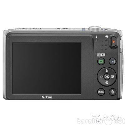 Продам фотоаппарат Nikon Coolpix S3600
