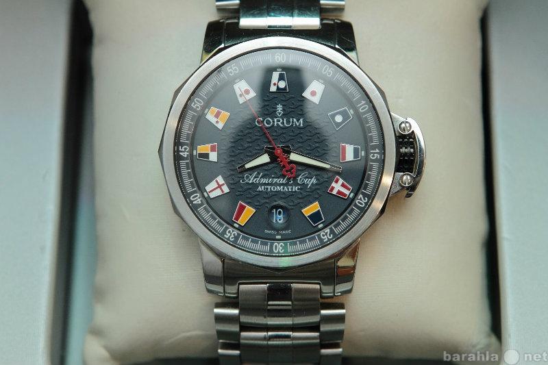 Продам CORUM Admiral's Cup 01 0003