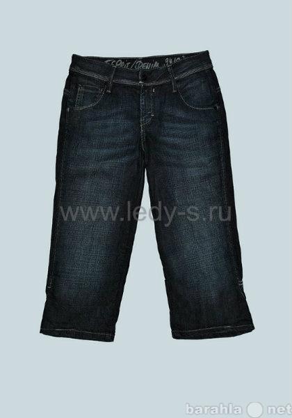 Продам Джинсовые капри и шорты секонд хенд (ж)