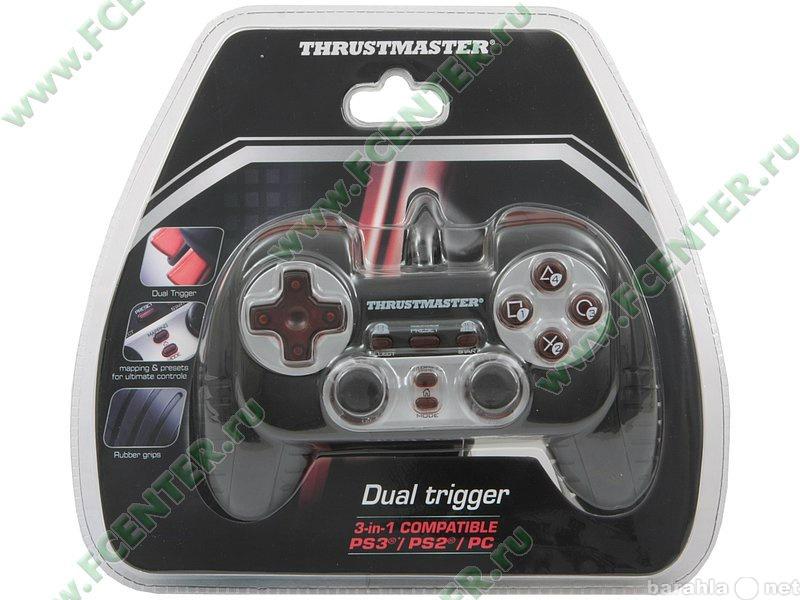 Продам игровой пульт Thrustmaster