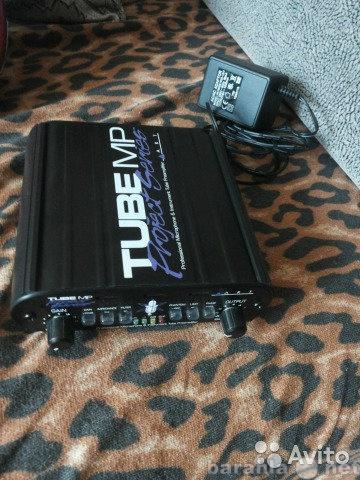 Продам микрофонный предусилитель ART tube mp