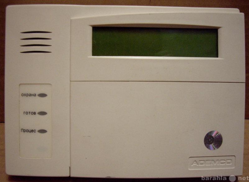 Продам Пульт управления Ademco 6139RUS