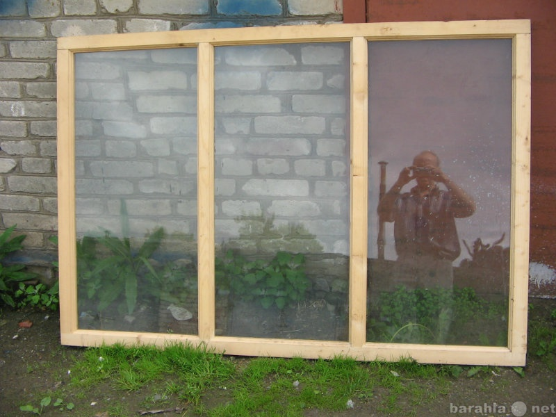 Продам Рамы (балкон), (терас.)