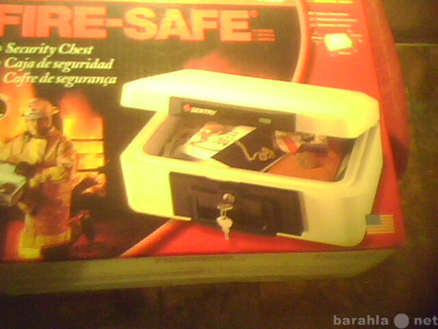 Продам сейф мобильный несгораемый- импорт