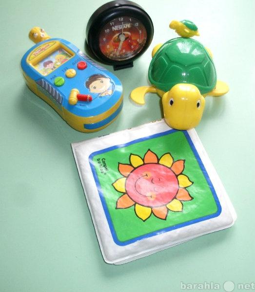 Продам Игрушки для малютки