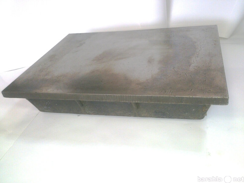 Продам: Плита чугунная разметочная