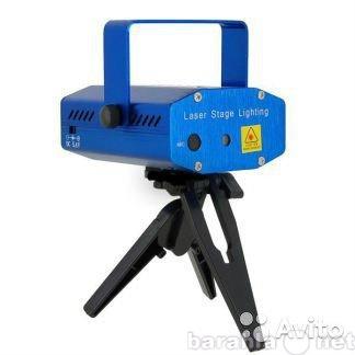 Продам Лазерный диско проектор