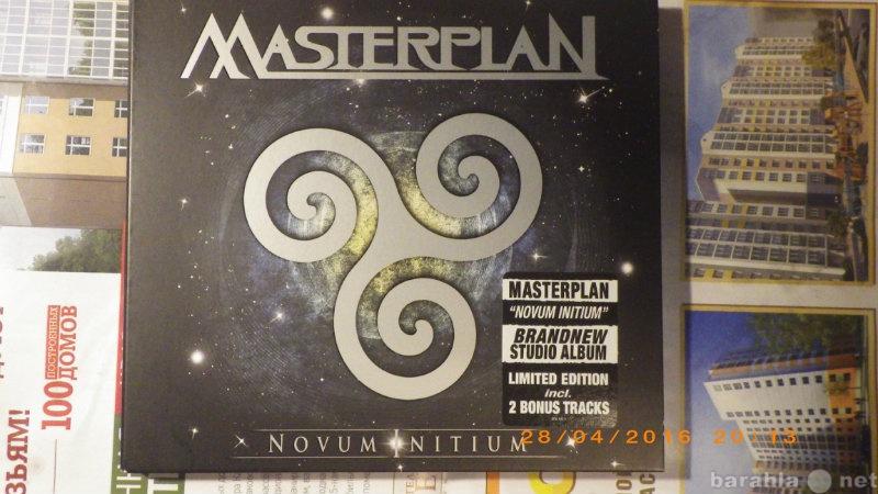 Продам компакт диск AVANTASIA, Megadeth