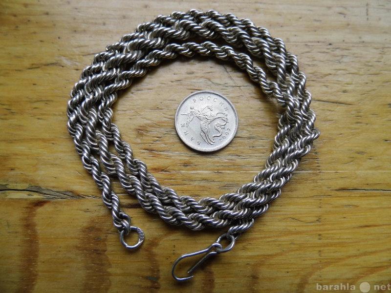 Продам Серебряная цепочка 45 см