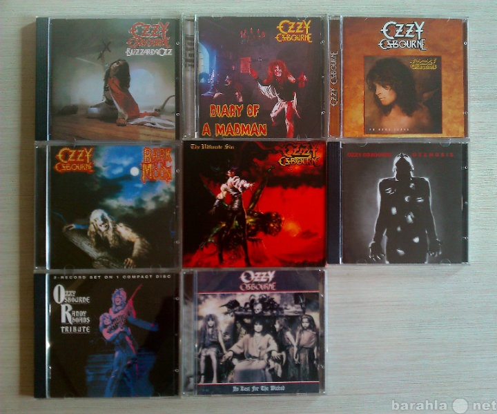 Продам Продам аудио CD диски