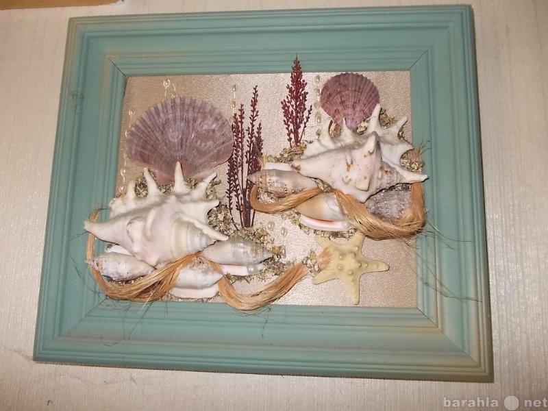 Продам: Картина из ракушек