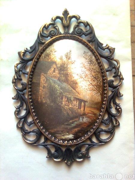 Продам Картина  (Домик в деревне )