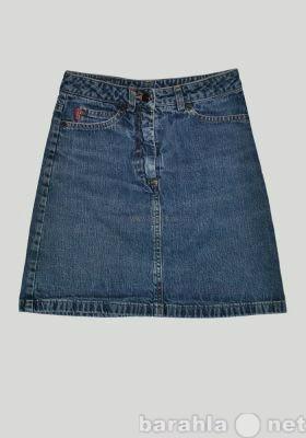 1b84c04bfde Купить детские джинсовые юбки секонд-хенд сток в Нижнем Тагиле — объявление  № Т-7721130 (6430828) на Барахла.НЕТ