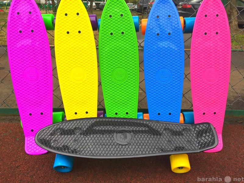 Продам Новые скейтборды пенни, pennyboard