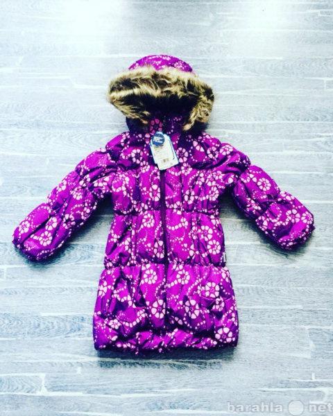 Продам Мембранное новое зимнее пальто Lassie