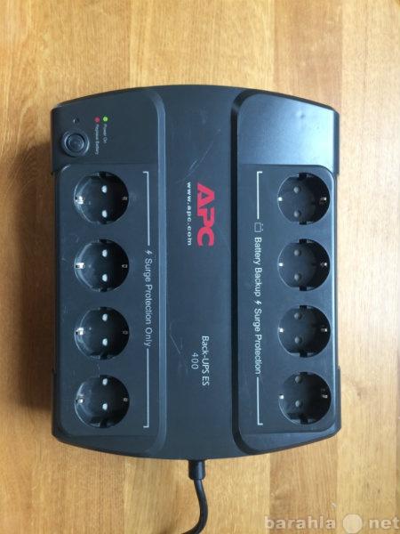 Продам: APC Back-Ups ES 400