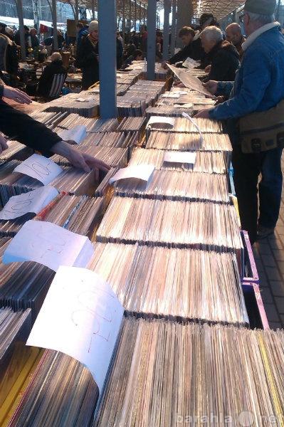 Продам фирменные виниловые пластинки из Швеции