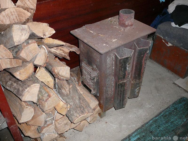 Продам печь дровяная-буржуйка