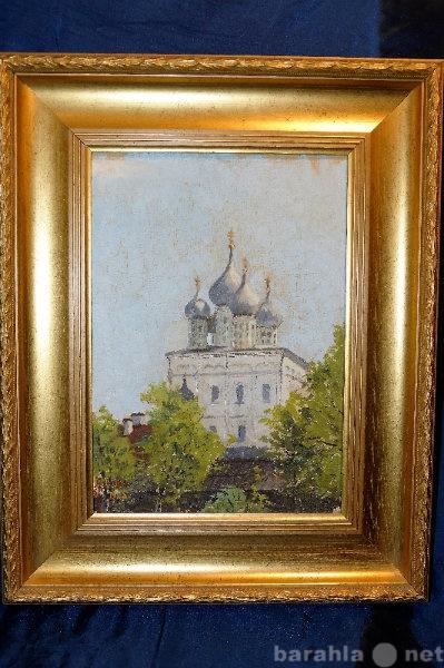 Продам: Картина «Псков. Св.-Троицкий Собор&quot