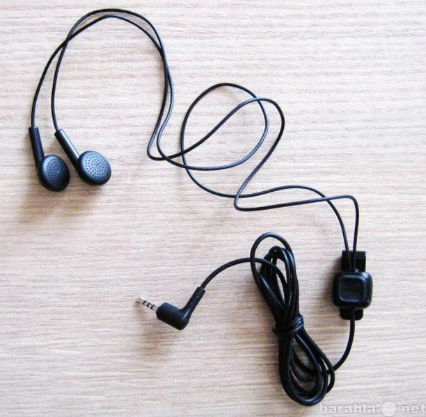 Продам Проводная стереогарнитура Nokia WH-101