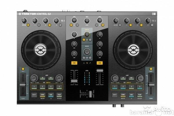 """Продам DJ-контроллер """"TRAKTOR KONTROL S2"""