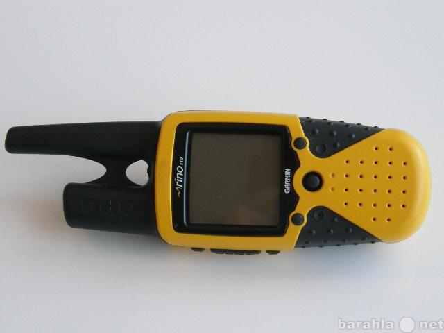 Продам GPS навигатор-рация