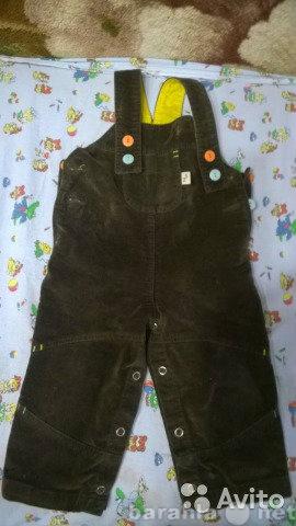 Продам Вельветовые джинсы 68 р-р.