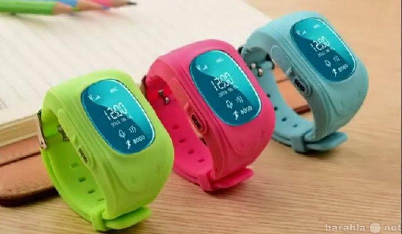 Продам Часы с GPS трекером для детей