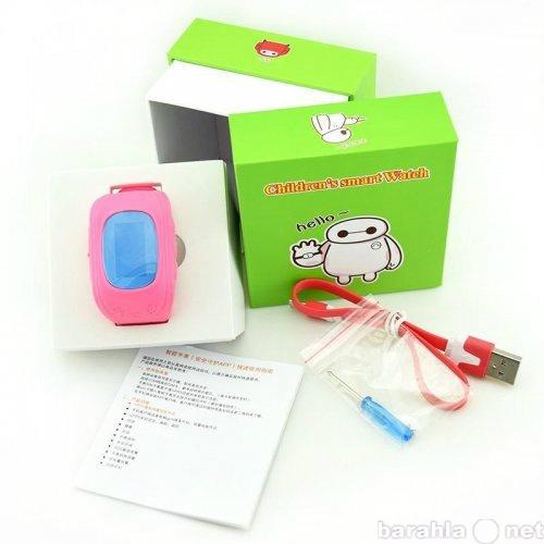 Продам Детские часы с GPS, Smart Baby Watch.
