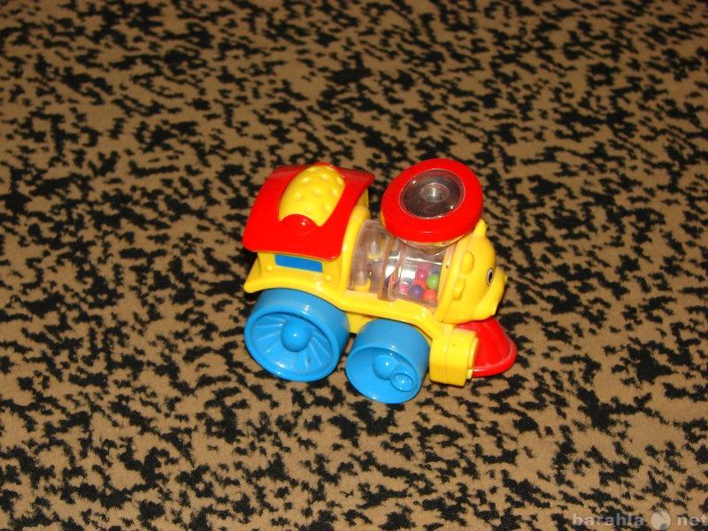 Продам Игрушка для малышей Паровозик