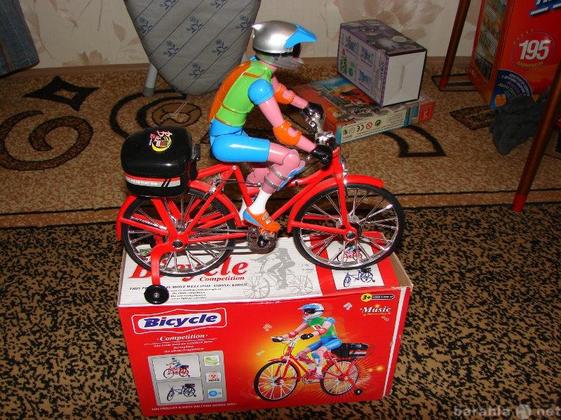 Продам Велосипедист