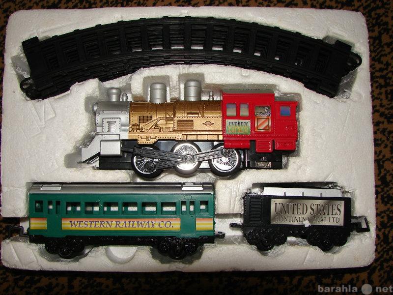 Продам Детская железная дорога