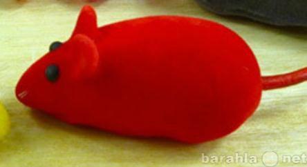 Продам новую игрушку для котёнка (мышка)