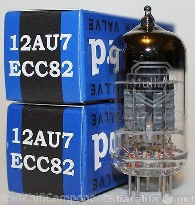 Продам: Радиолампа 12AU7/ECC82 Mullard
